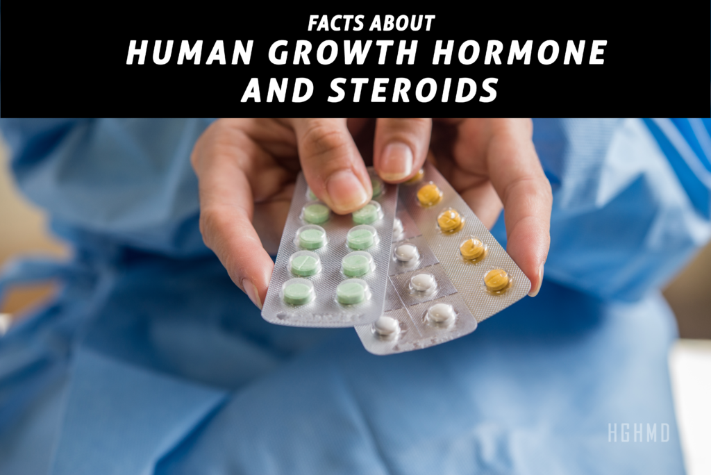 Facts About HGH and Steroids