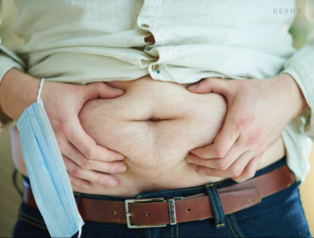 Growth hormones therapy in dealing with obese patients