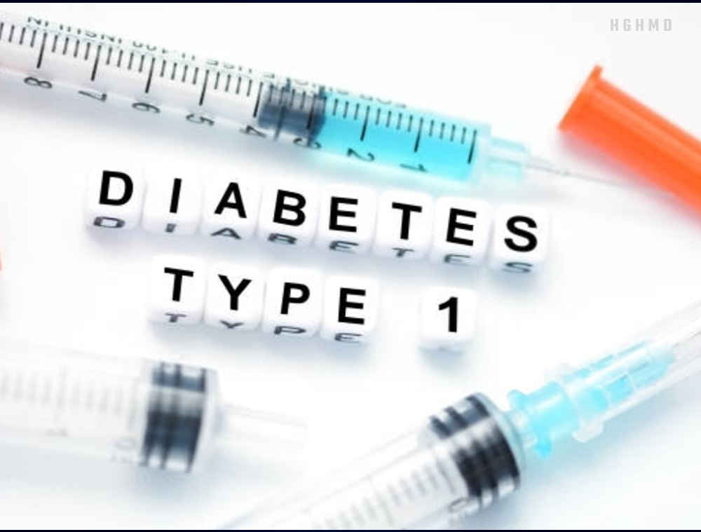 Human growth hormone in dealing with diabetes type 1 and hormonal deficiency