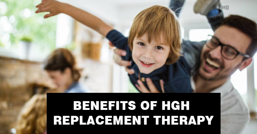 Benefits of HGH Replacement Therapy