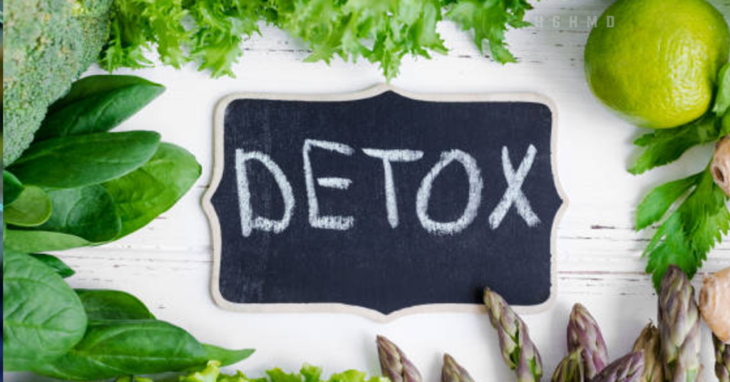 Detox side effects and solution