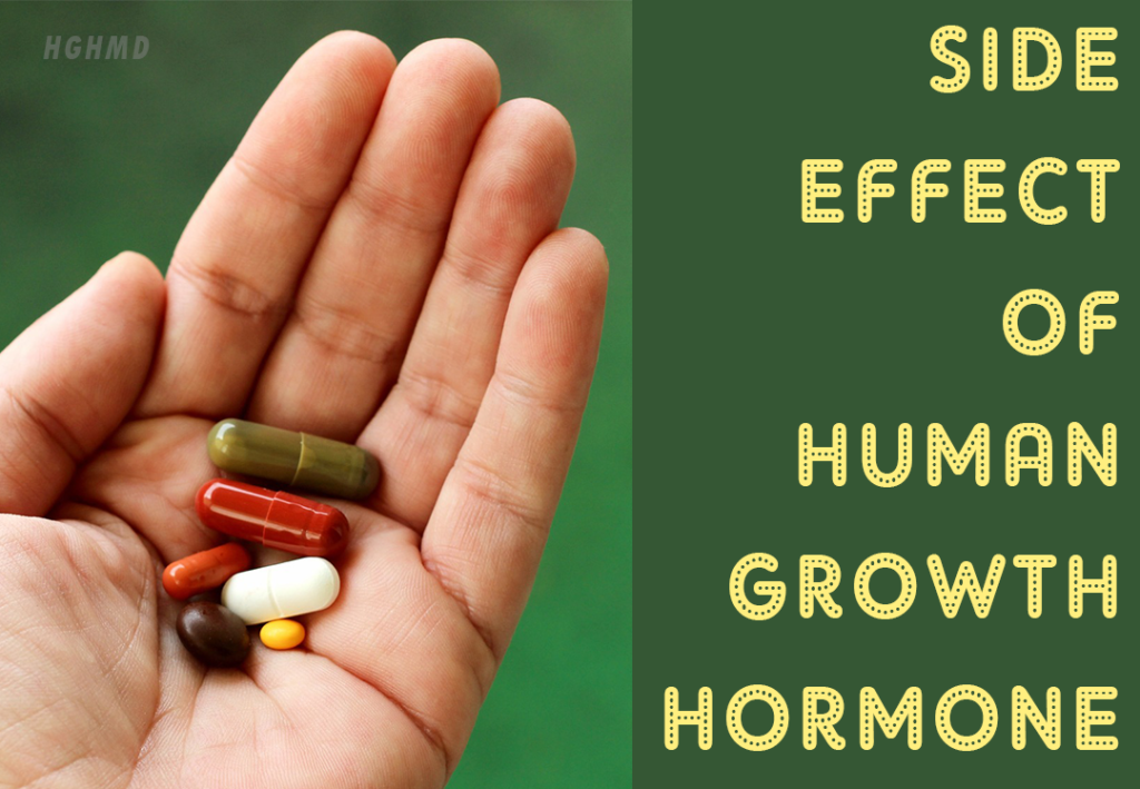 Side Effects of Human Growth Hormone