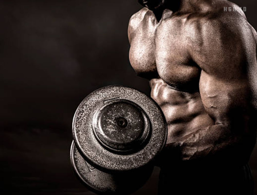 The body builders consuming Growth hormones